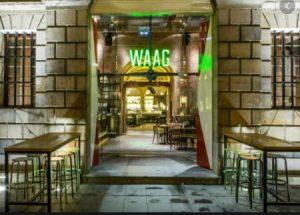 Restaurant Waag | Aalmarkt 21