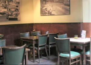 Café Stalles | Nieuwe Binnenweg 11A